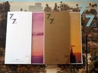 Signed GOT7 GOT 7 Autographed Mini7th Album 7 FOR 7 CD Photobook Signed Poster K POP