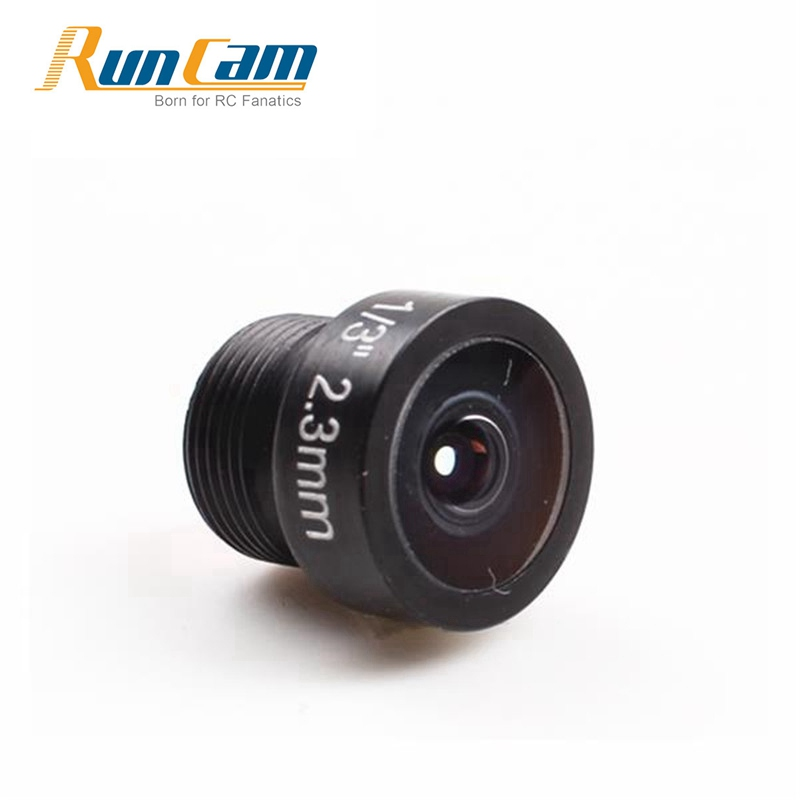 Free Shipping Replacement 2.1mm/2.3mm IR Blocked Camera Lens for Runcam Micro Swift for Action Cam Camera Accessories RC Models