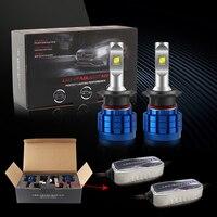 bulb 12v BraveWay Car LED Lights H1 LED Bulb for Auto H4 H8 H9 H11 HB3 HB4 9005 9006 H7 LED Canbus Headlights H4 12V Lamps 20000LM 6500K (5)