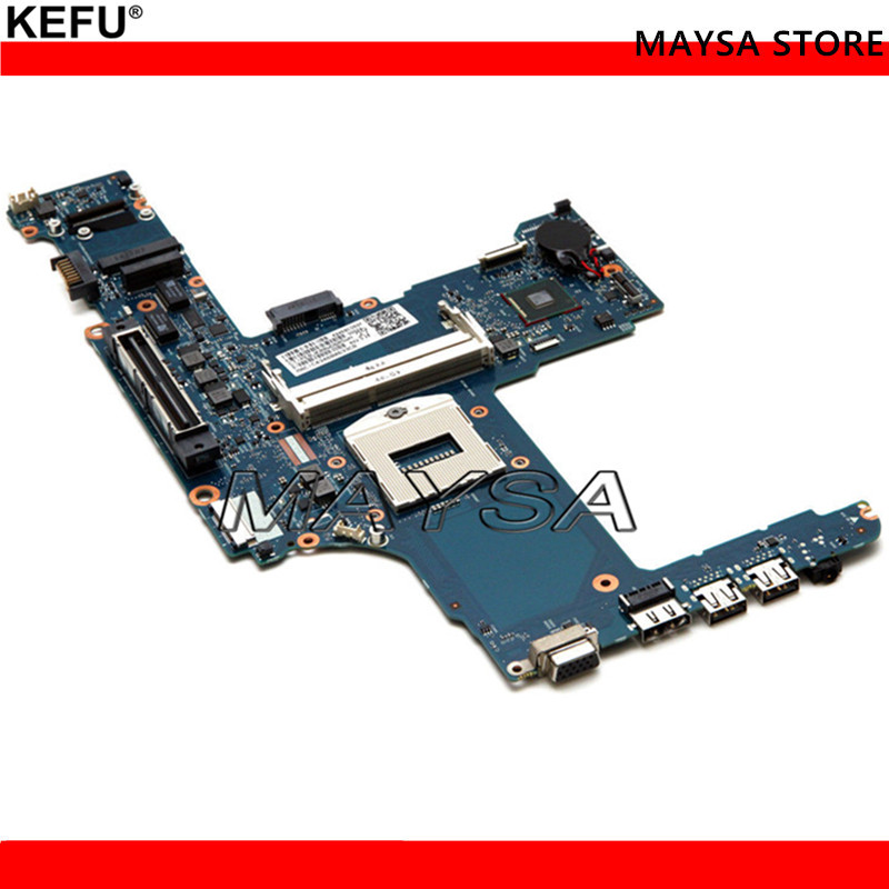 744016-601 744016-001 Main board Fit For <font><b>HP</b></font> <font><b>ProBook</b></font> 640 <font><b>650</b></font> <font><b>G1</b></font> Laptop <font><b>motherboard</b></font> GMA HD 4400 DDR3L image