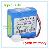 Replacement For PVM 2700,PVM 2703,PVM 2701,SB 201P,X076 High Quality Ecg Machines battery 100%NEW,1year