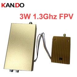 3W Wall penetrating good 1.3G transceiver,1300mhz FPV transmitter 1.3G Transmitter Receiver,1.3G transmitter drone transmitter