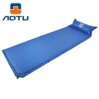 הפסקת נקודה רפידות גאות עיבוי ההרחבה אחת אוהלי ליל מתנפח אוטומטי כרית השינה מתנפחת האוויר חיצוני