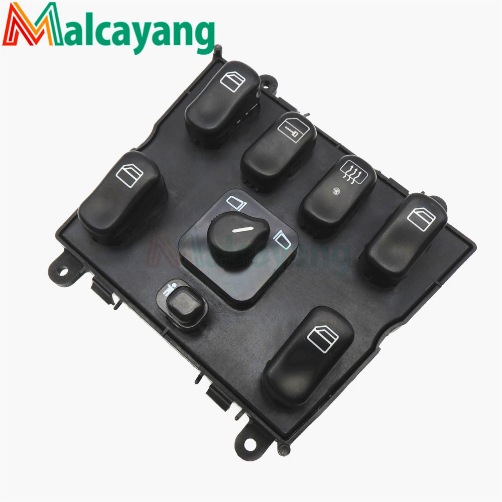 High Quality New Power Window Switch For Mercedes ML W163 ML320 1998 2002 1998 1999 A