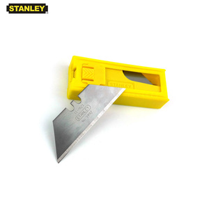 Stanley heavy duty replacement utility bank knife blades carbide knives replaceable blade carpet leather paper cutter tools(China)