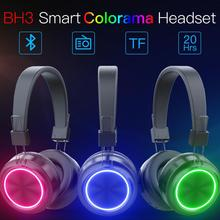 JAKCOM BH3 Smart Colorama Headset as Earphones Headphones in moondrop i9s tws girl games play