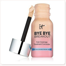 Face makeup liquid concealer IT bye bye breakout full covera