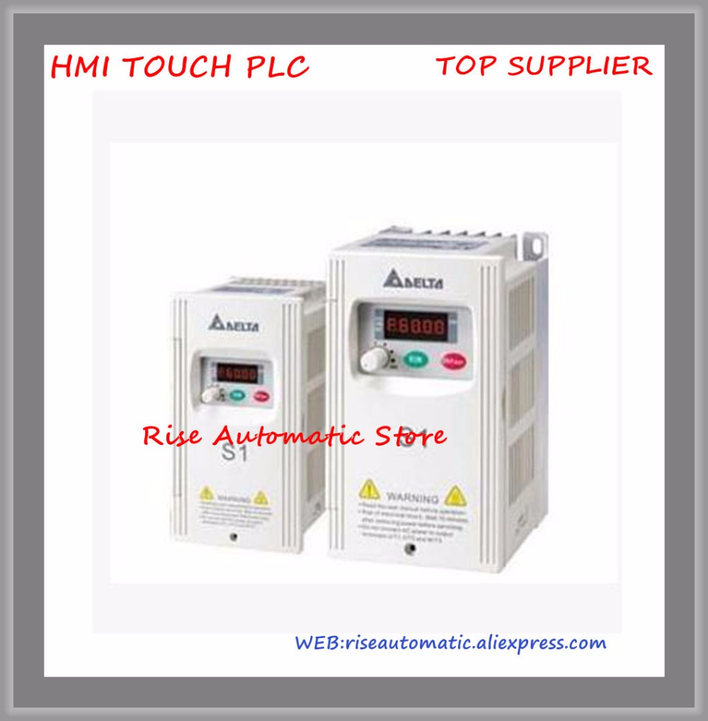 VFD-S Inverter AC motor drive 3 phase 220V 400W 0.5HP 2.5A 400HZ new VFD004S23AVFD-S Inverter AC motor drive 3 phase 220V 400W 0.5HP 2.5A 400HZ new VFD004S23A