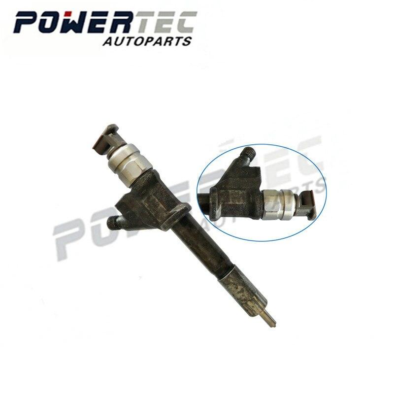 Shang-hai Diesel 6114 injecteur à rampe commune 6790 injection de pompe à carburant moteur 095000-6790 CRDI