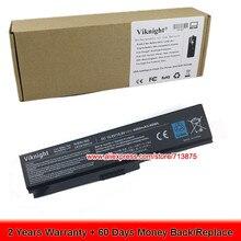 Battery for Toshiba Laptop Satellite L750 PA3817U-1BRS 10.8V