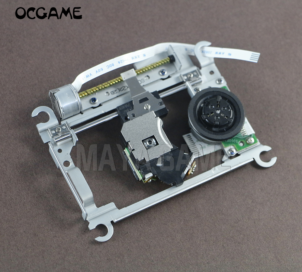 OCGAME PVR-802W Laser Lens With Deck Mechanism TDP-182W TDP 182W TDP182W For PS2 Slim Optical 9000X 90000 Replacement
