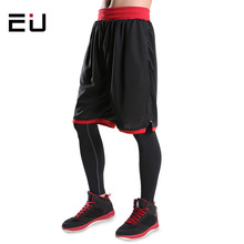 EU Mens Basketball Shorts Men Workout Sport Shorts Plus Size Loose Breathable Quick Dry Running Training Shorts with Pockets Men