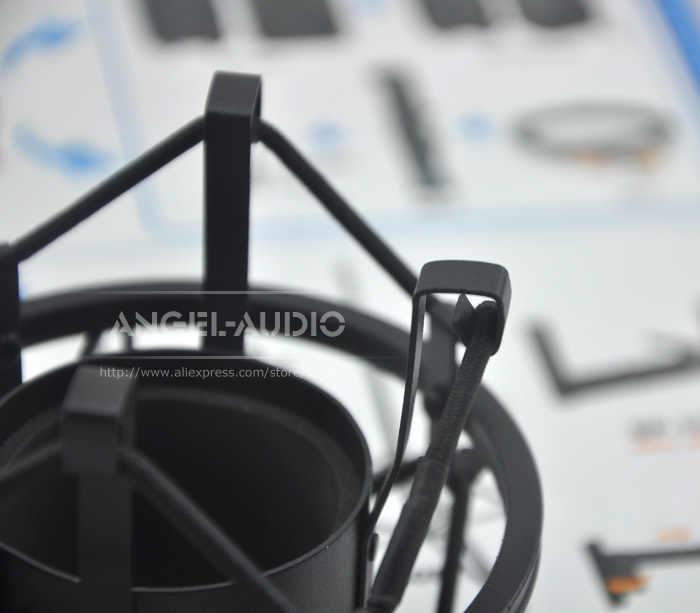 Haute qualité enregistrement Microphone choc montage Suspension araignée support pince Mike support pour Neumann U 87 67 TLM 67 193 102