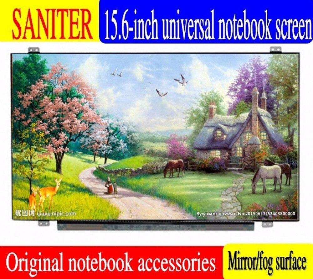 SANITER Apply to Lenovo Y50 Z510 M50 Acer G50-70 V5-572G 573G 552 LCD screen 30 pin saniter apply to acer 570 e5 e1 570g 571g 511g v5 v3 532 573g 572g lcd screen