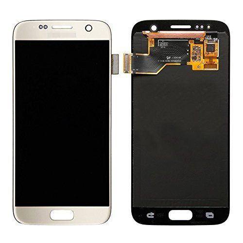 Sinbeda 5.1'' LCD For <font><b>SAMSUNG</b></font> <font><b>GALAXY</b></font> <font><b>S7</b></font> LCD <font><b>Display</b></font> Touch Screen Digitizer Assembly For <font><b>SAMSUNG</b></font> <font><b>S7</b></font> G930A G930F SM-<font><b>G930FD</b></font> LCD image