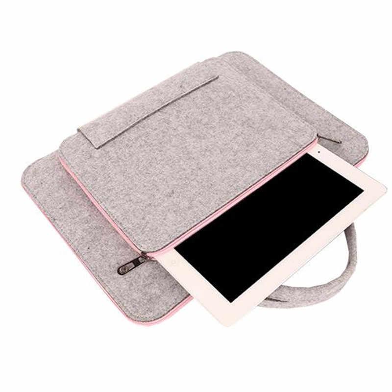 2018 сумка для ноутбука 11,6 12 13,3 14 15,6 17 ноутбук рукав портфель чехол для Macbook Air 13 Pro 13 15 руль для lenovo/hp/Dell