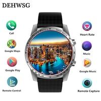 2018 New ZW99 Android 5 1 Smart Watch 3G MTK6580 8GB ROM Bluetooth SIM WIFI Phone