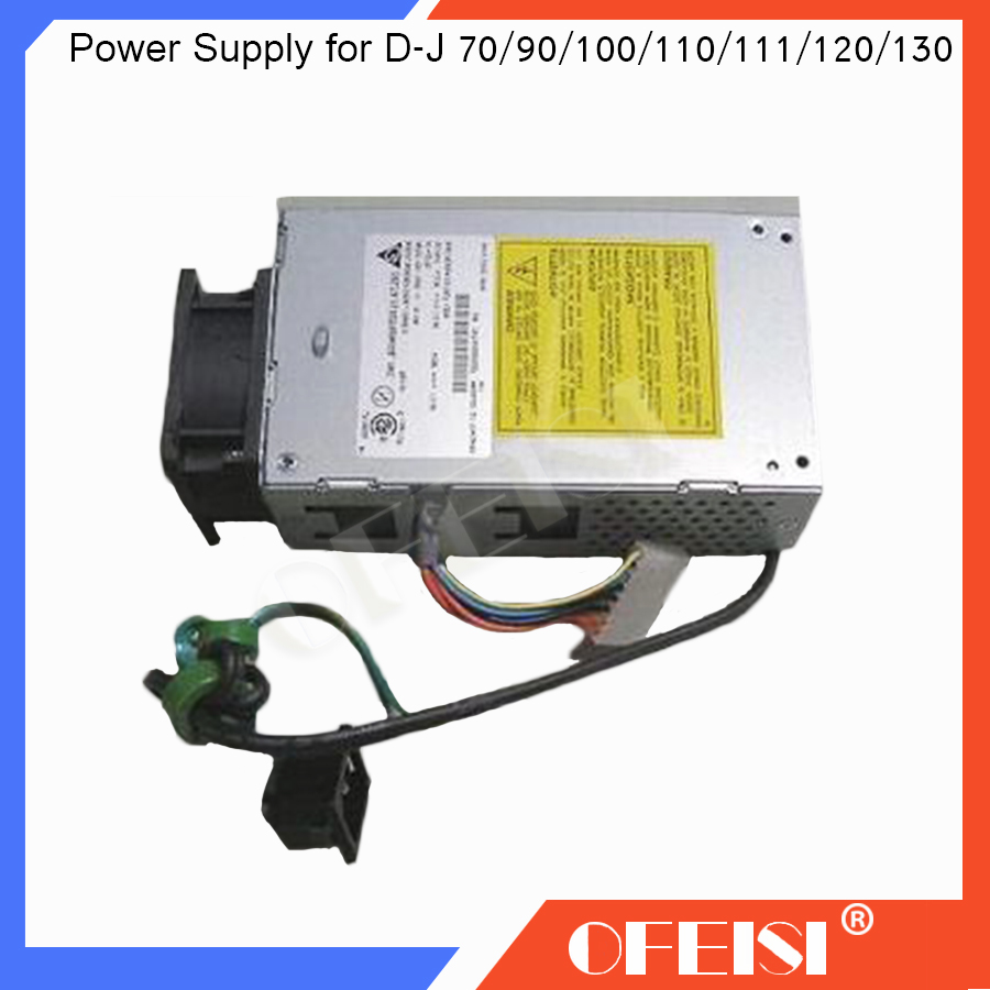 цена Original C7790-60091 Q1292-67038 Q1293-60053 Power Supply Assembly for HP Designjet 90/100/110/111/120/130/70 plotter parts