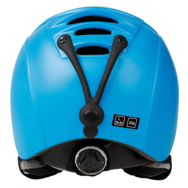 95e39a5aab0e1 COPOZZ Capacete Integralmente-moldado capacete do Snowboard do Esqui Das  Mulheres Dos Homens de Patinação