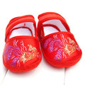 Fashion Baby Unisex Infant Shoes New Style Tang suit Toddler First Walkers Cotton Leisure Newborn Skid-Proof Kids Lovely Shoes