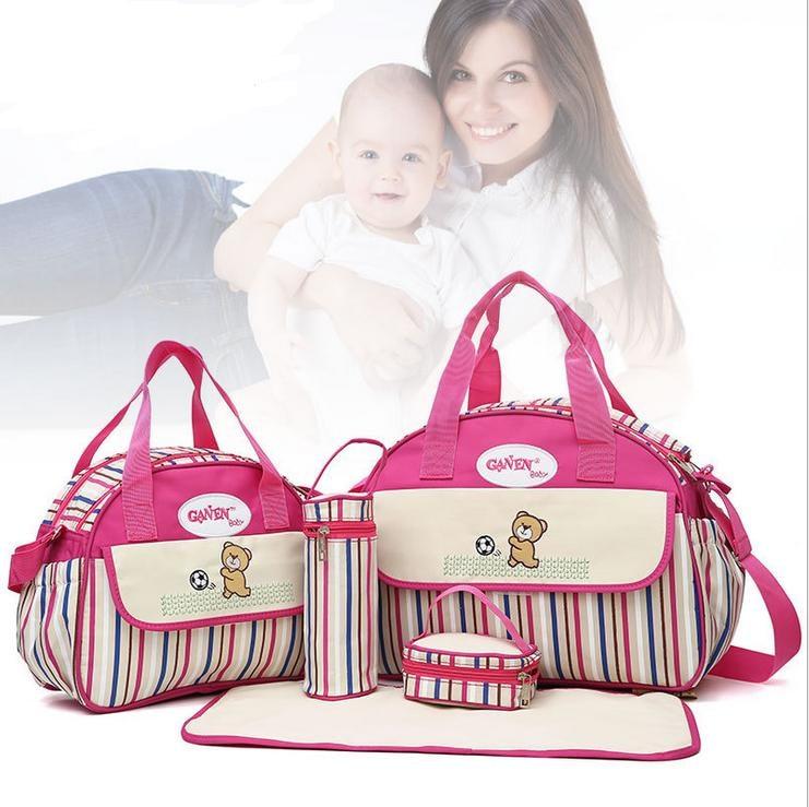 Daudzfunkcionāls māmiņa maternitātes bērnu autiņbiksītes plecu soma organizatora soma maternitātes mātes rokassomu ūdensnecaurlaidīga bērnu ratiņu soma