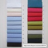 גברים נשים עבודה עסקית חולצה בצבע האחיד שאינו ברזל חולצה פופלין בד/T/C 65/35 של 133*94/סיטונאי באיכות גבוהה