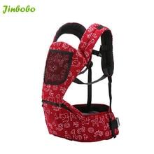 2-36 Months Baby Carrier Hip Seat 2 in 1 Cartoon Cotton Infant Backpack Kids Shoulders Carry Baby Kangaroo Suspender Sling Wrap