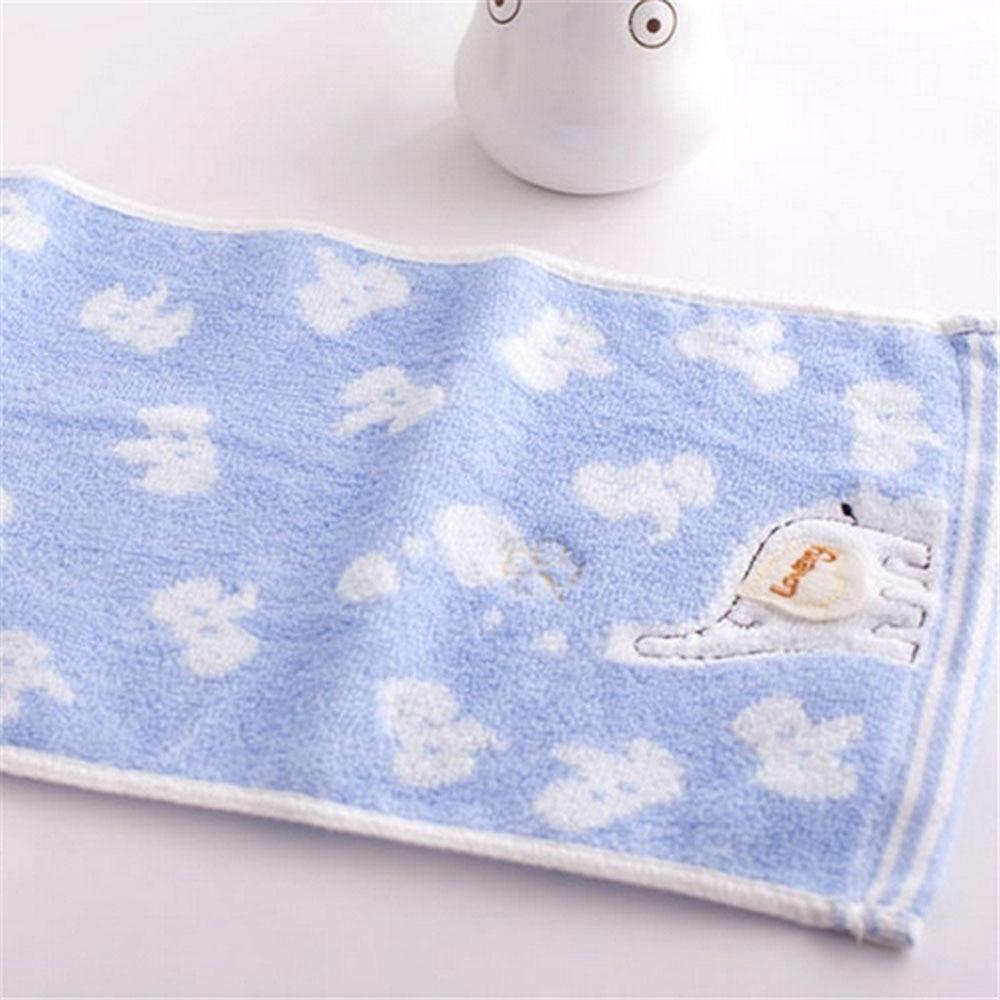 Cute Baby Elephant Child Towel 2
