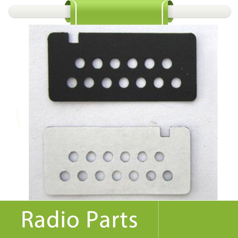 imágenes para 20x conector etiquetas etiqueta engomada lateral para motorola pro5150 gp338 1386058a01