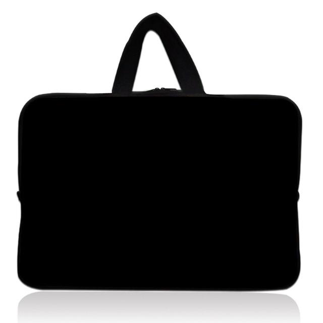"7"" Plain Black Mini Tablet PC Sleeve Case Cover Bag Pouch+Handle for Samsung Galaxy Tab  ,7.7"" Samsung Galaxy Tab GT-P6800"