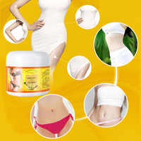 Ginger Full Body Slimming Cream Anti-cellulite Body Shaping Gel Moisturizing Firming WS99