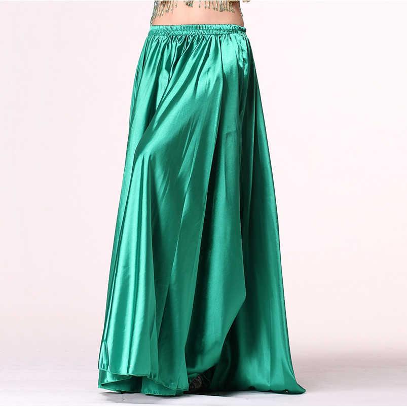 16 色女性ベリーダンス衣装の女性ベリーダンス衣装ジプシースカート販売ベリーダンスカーリングスカート danca は ventre