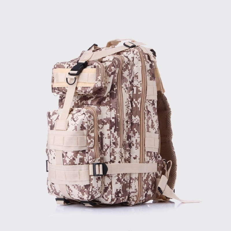 ФОТО Outdoor camouflage backpack climbing bag mountain hiking bag shoulder 3P tactical bag Outdoor Bags military tactical backpack
