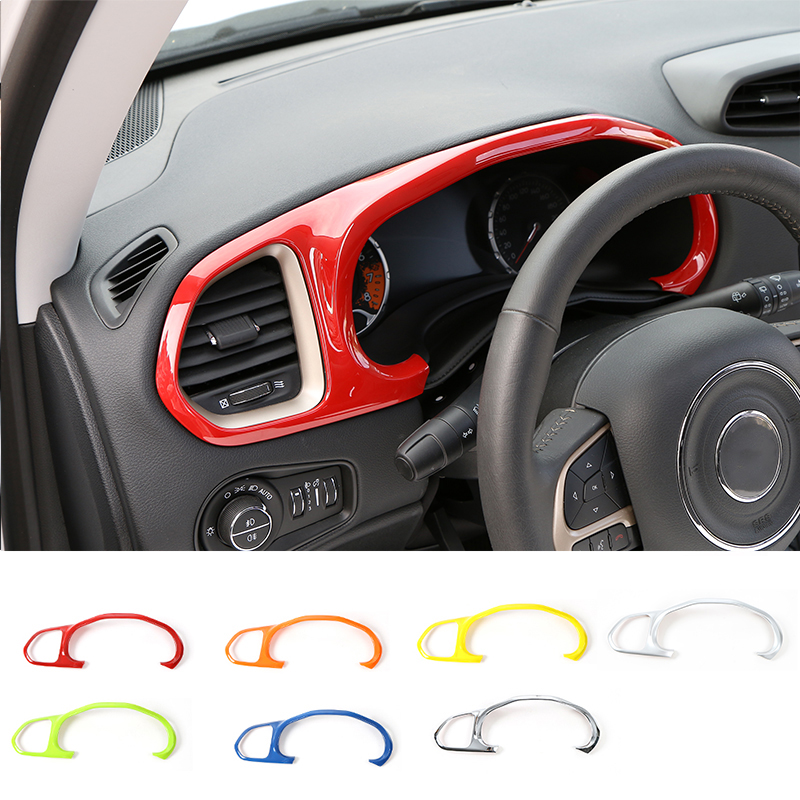 Buy Mopai Candy Colors Interior Abs Dashboard Board Decoration Frame Cover