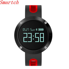 Smartch DM58 Смарт Браслет часы измерять кровяное давление трекер пульсометр IP68 Водонепроницаемый для IOS Android PK Mi Ray-Ban