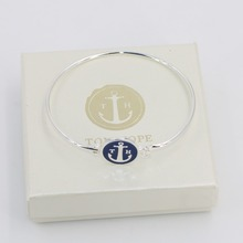 Nautical Bracelet Anchor Design