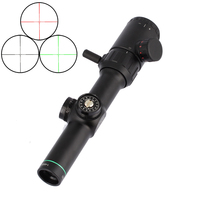 Tactical Hunting Optical Sight Scope 1 4X20 Riflescopes Reticle Rifle Scope With Mounts