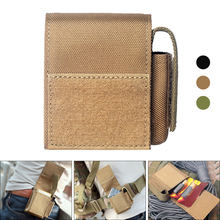Tactical Multifunction Molle Pouch Helmet Battery Bag Tool Accessory Pouch Outdoor Hiking