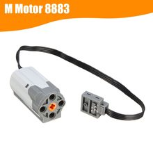 M-Motor Legoingly Technic Series Mechanical Group 8883 Compatible For Legoed Electric Assembled Building Block Toy Accessories(China)