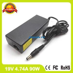 19V 4.74A 90W ноутбук адаптер переменного тока зарядное устройство для Toshiba Satellite Pro C50-A-1KV C70-A L300D L755D L850 L850D L855 L855D L900 L950