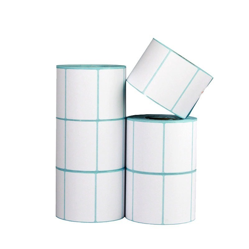 High Quality Thermal Label Paper 40mm X 30mm X 800   Thermal Stick Paper For Thermal  Barcode Printer