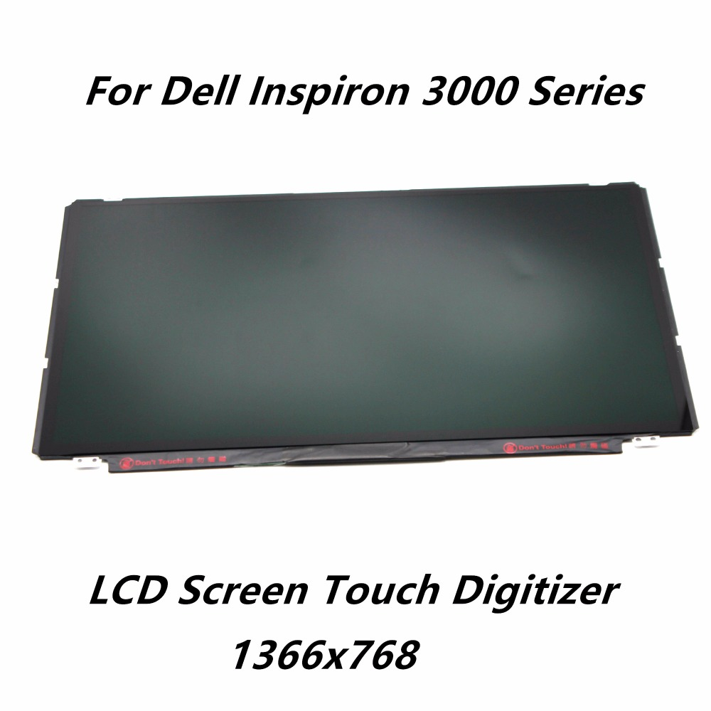 Laptop LCD Screen Touch +Digitizer 1366x768 B156XTT01.1 LTN156AT36-D01 For Dell Inspiron 3000 Series 15-3541 3542 3543 5547 5548 free shipping b156xtk01 0 n156bgn e41 laptop lcd screen panel touch displayfor dell inspiron 15 5558 vostro 15 3558 jj45k