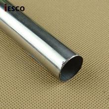Stainless steel pipe wardrobe hanging clothes rod stainless steel hanging pipe diameter 22mm/ per meter 10pcs zirconium bar rod grade 702 as per astm b550 r60702 35mm diameter x 1000mm