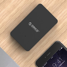 ORICO QSE-5U QC2.0 5 Port Desktop USB Charger for Smartphones and Tablets with EU Plug-Black