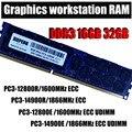 Серверная память  16 ГБ  2Rx4  1866  REG  ECC  DDR3  32 ГБ  МГц  4 Гб  PC3  15000  ОЗУ ECC для Mac Pro  графическая рабочая станция