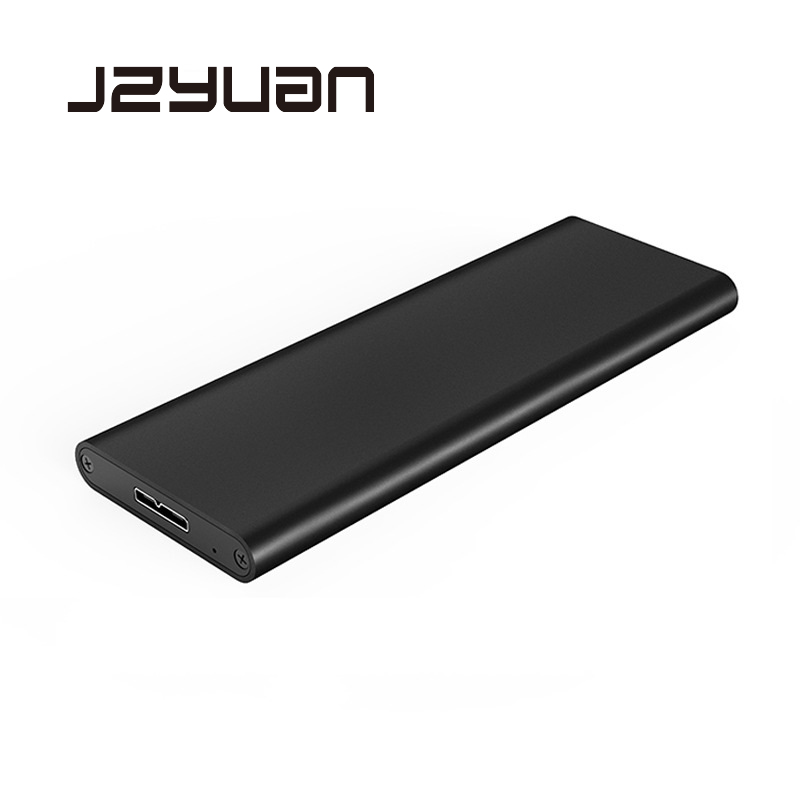 USB 3.0 à NGFF M.2 SSD Disque Dur Boîte Adaptateur DISQUE DUR Externe Boitier Pour SATA-basé SSD USB 3.0 Cas 2230/2242/2260/2280