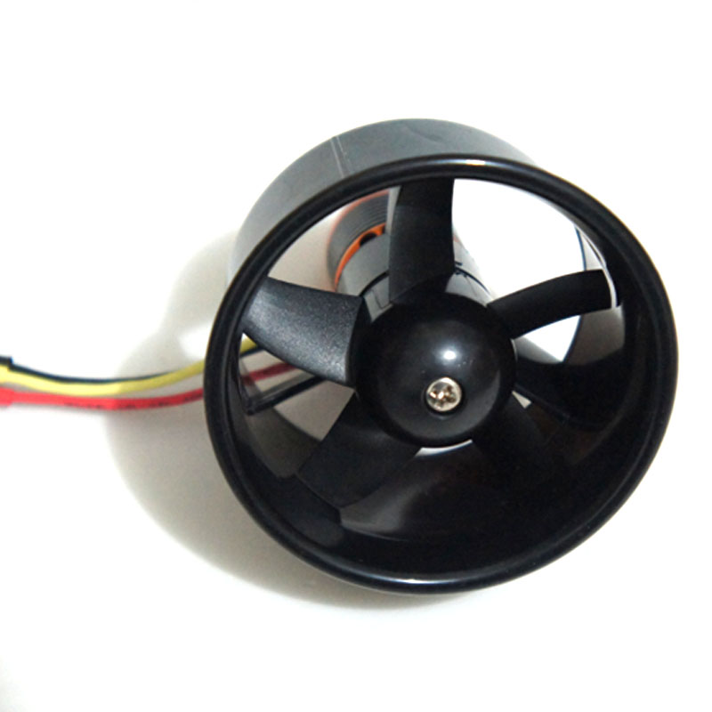 Remote Control Aircraft Parts 64 Ducted 4500kv Brushless