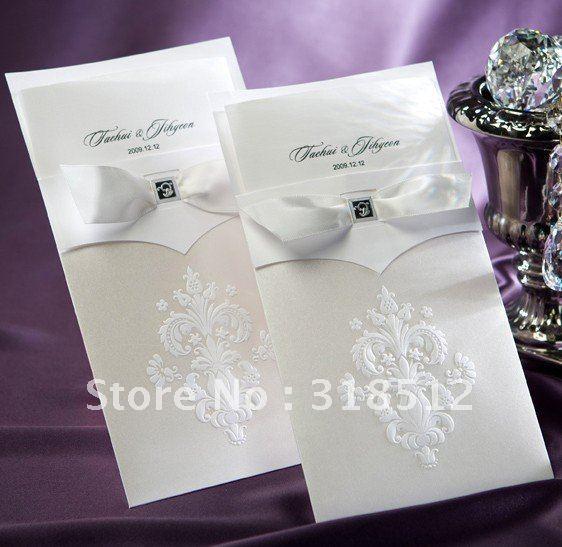 Bulk Wedding Invitations