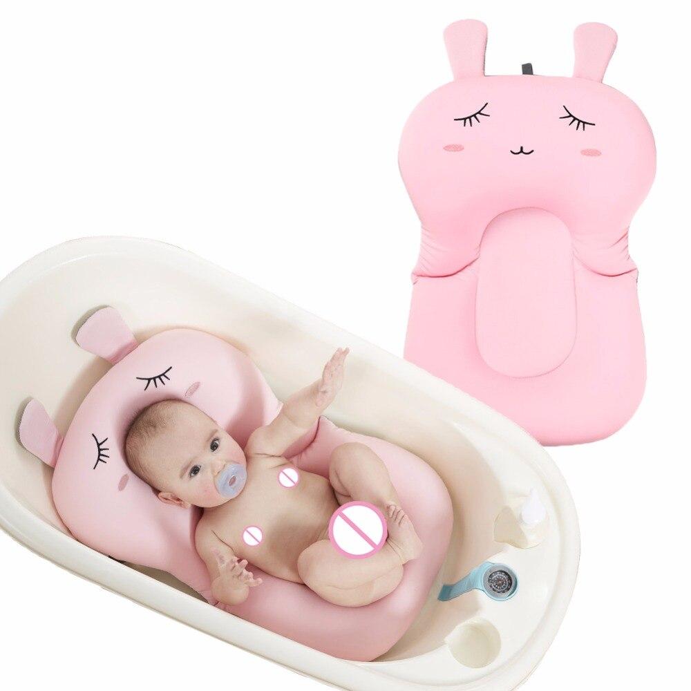 Lovely Cartoon Frog Design Bath Tub Pad-Safety Baby Shower Bath ...