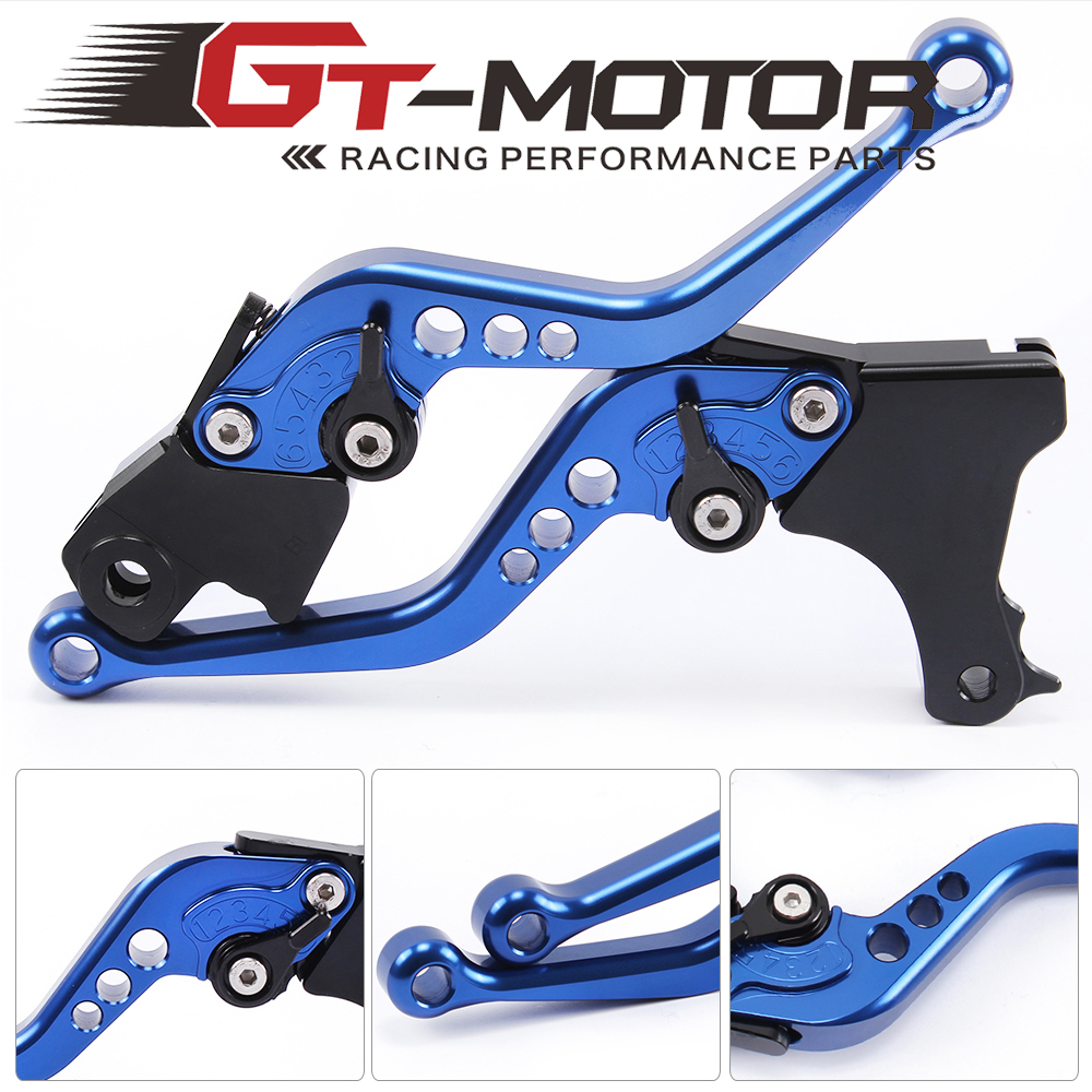 B-1 B-8 Motorcycle Brake Clutch Levers For BMW F800GS/Adventure 08-17 F700GS 13-17 F800R 09-17 F800GT 13-17 F800S 06-14 adjustable billet long folding brake clutch levers for bmw k1600 gt gtl 11 14 12 13 k1300 k1200 r s r1200 r rt s st gs 04 14 05